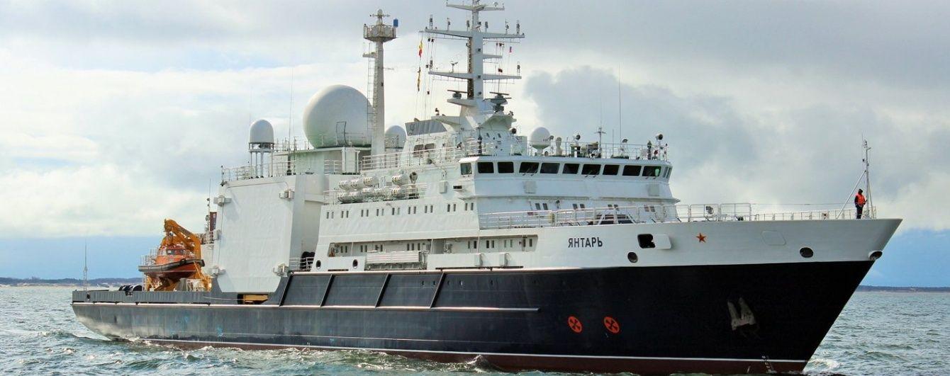 Міноборони Росії провело випробування в Атлантиці