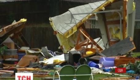 Руйнівне торнадо пронеслося штатом Техас