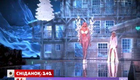 Victoria's Secret показала «ледяных» ангелов