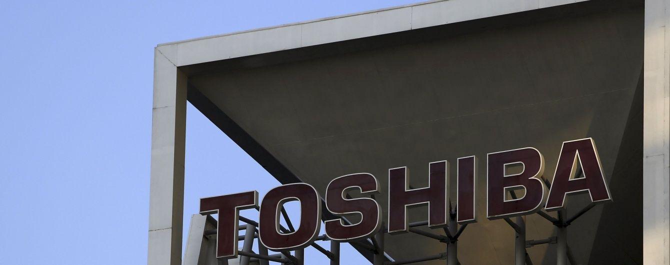 Росіяни залишилися без телевізорів і кухонної техніки Toshiba