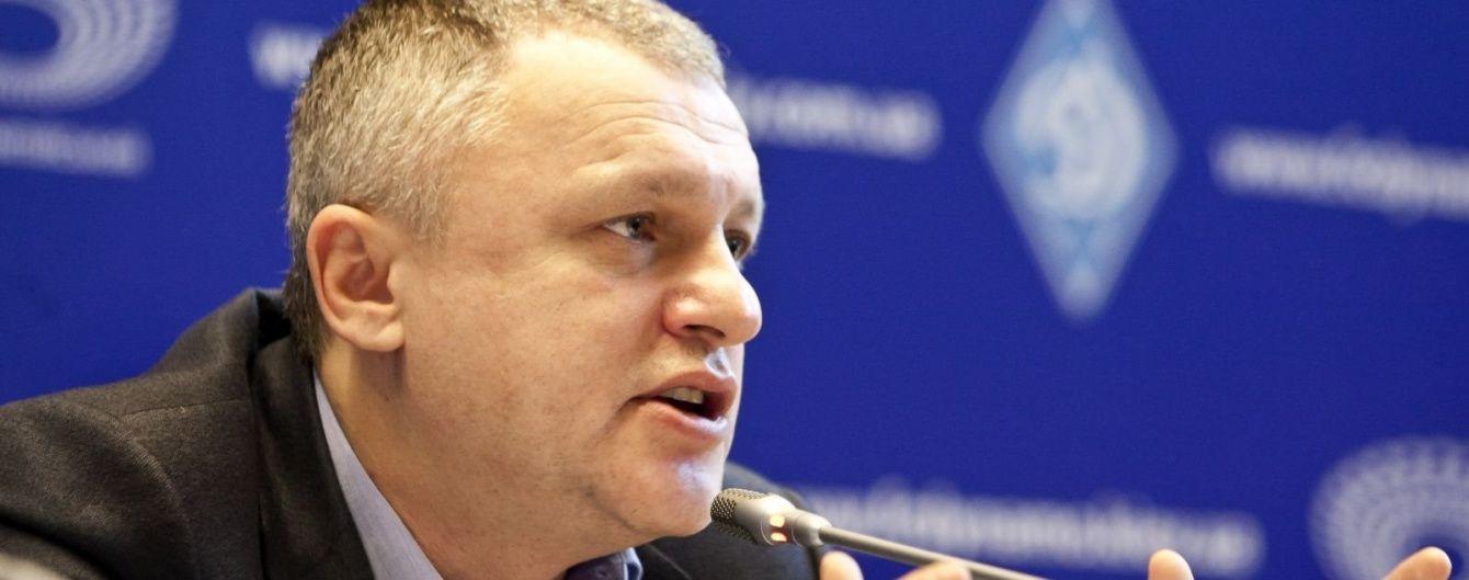 Суркіс пояснив, чому Ярмоленко відмовився їхати до Піднебесної