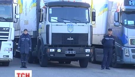 Боевики не пропустили 430 тонн гуманитарки ООН в Луганск