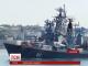 Турецькі рибалки не здогадувалися, що наблизились впритул до російського корабля