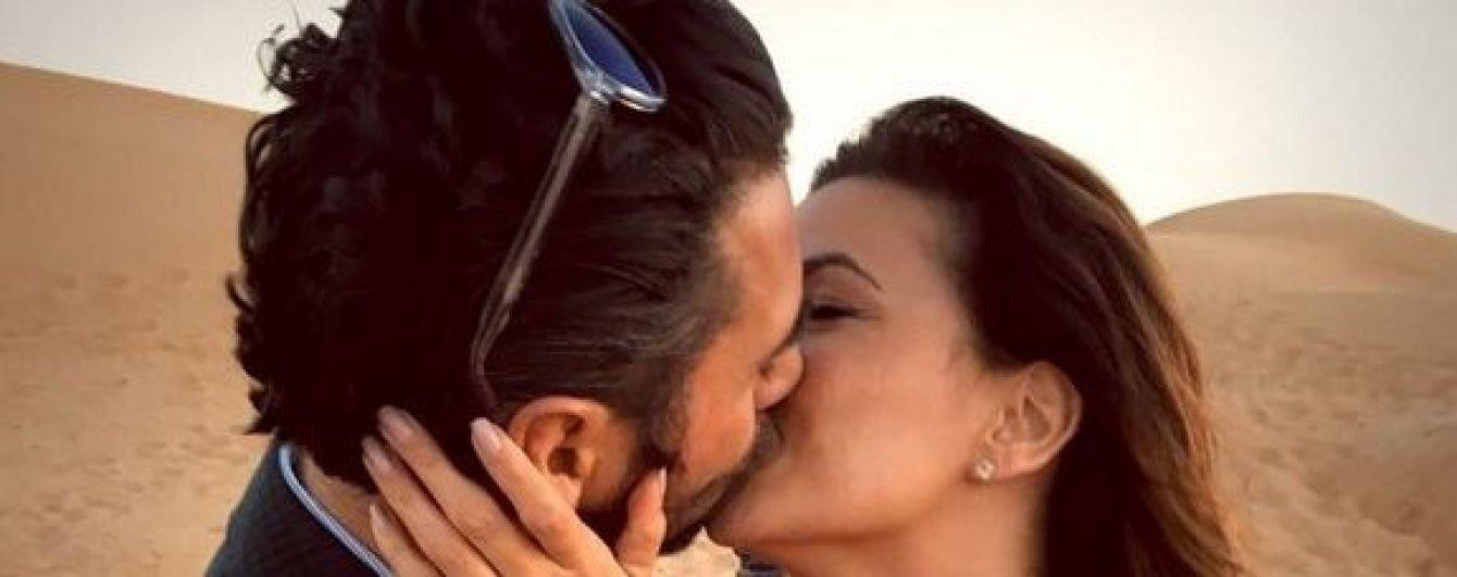 "Сказала ""Да"": Ева Лонгория выходит замуж в третий раз"