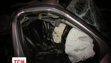 Трое молодых людей погибли в ДТП в Херсонской области