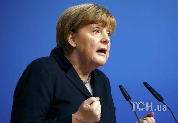 Резиденцію Меркель у Берліні через підозрілу посилку оточила поліція