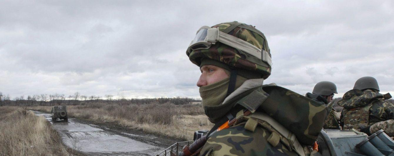 Обстріли з танків та двоє поранених українських військових. Мапа АТО