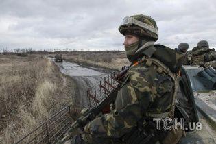 У Пісках трьох військових поранило після обстрілу з РПГ