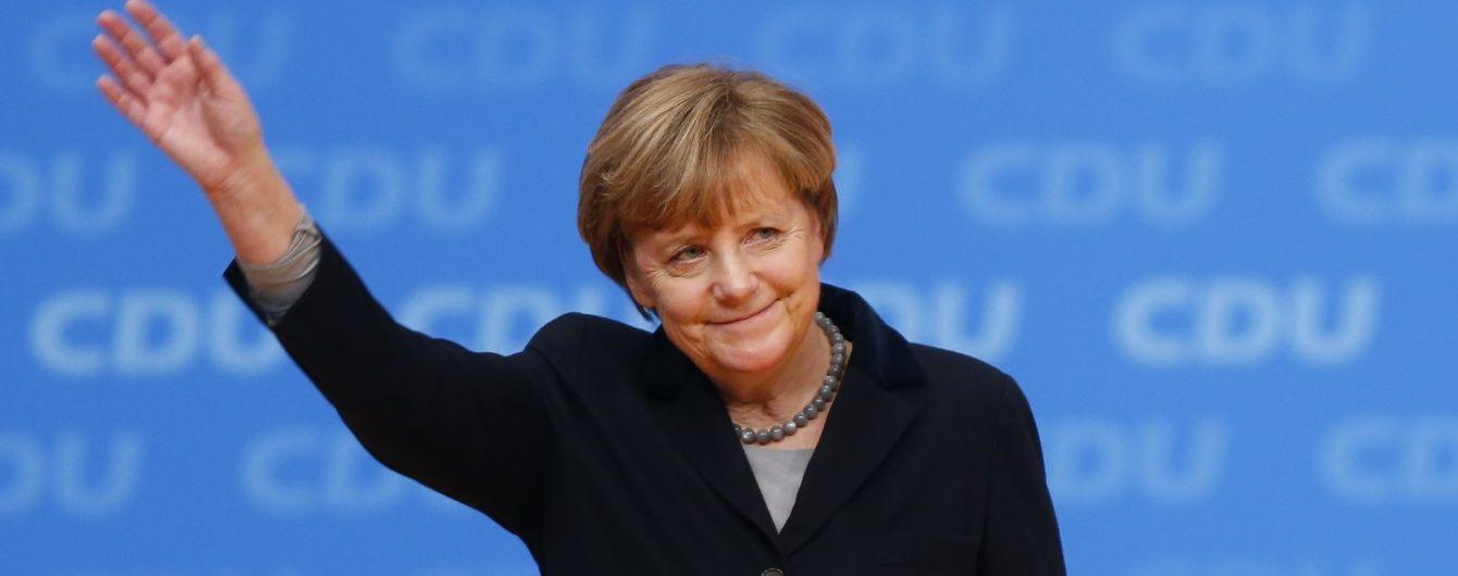 Меркель заявила, що біженці з Близького Сходу мають залишити Німеччину