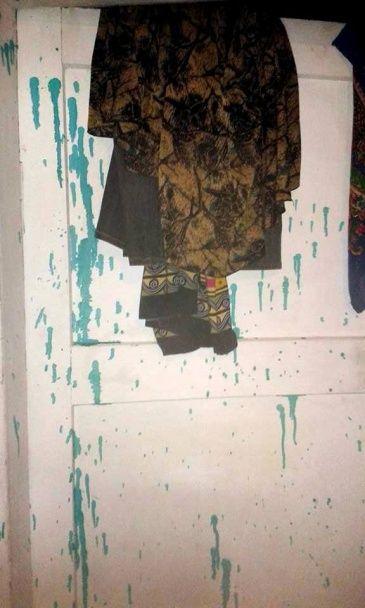 У Росії влаштували розгром в будинку активістки, яка відвідує засідання у справі Савченко