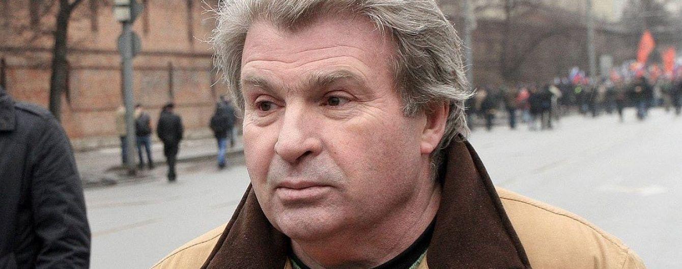 У Москві відпустили, а потім знову затримали відомого журналіста