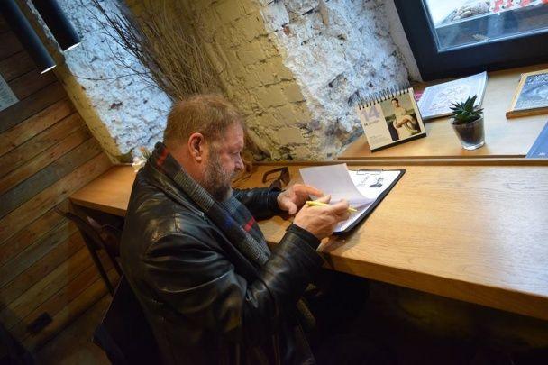 Гребенщиков підтримав українських політв'язнів Сенцова, Кольченка та Афанасьєва