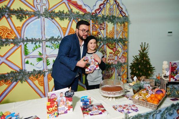 Сенічкін та Незговорова поділилися секретами корисного новорічного меню для всієї родини