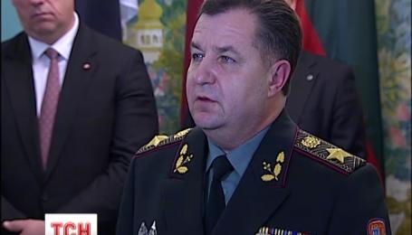 Вооруженные силы Украины готовы дать отпор пророссийским террористам и агрессии России