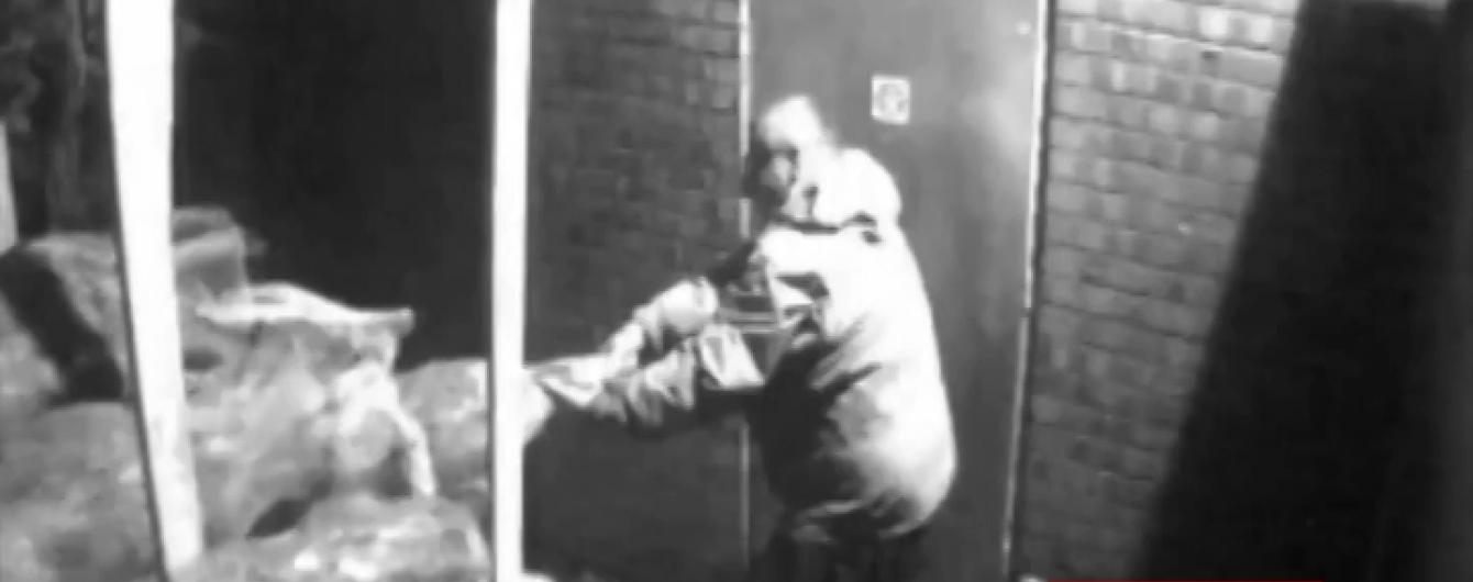 Різдвяне пограбування: в Англії з крамниці винесли майже дві сотні ялинок