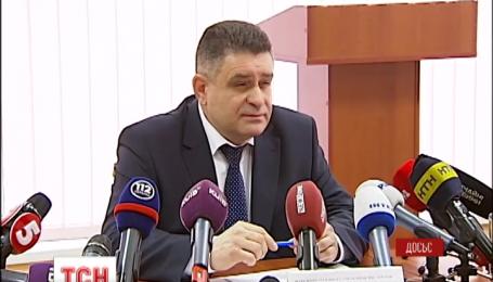 Олександр Терещук більше не очолює столичну поліцію
