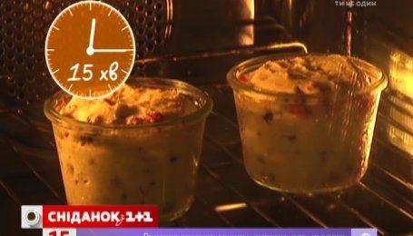 Рецепт сирної запіканки від Руслана Сенічкіна