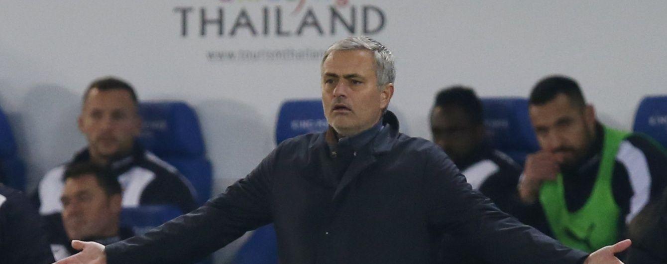 """Моурінью спростував наявність попереднього контракту з """"Манчестер Юнайтед"""""""