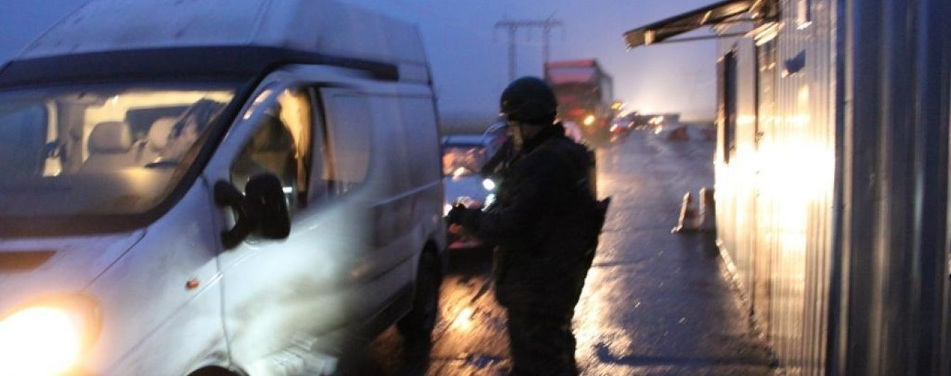 На Донеччині відкрили новий пункт пропуску на окуповану територію
