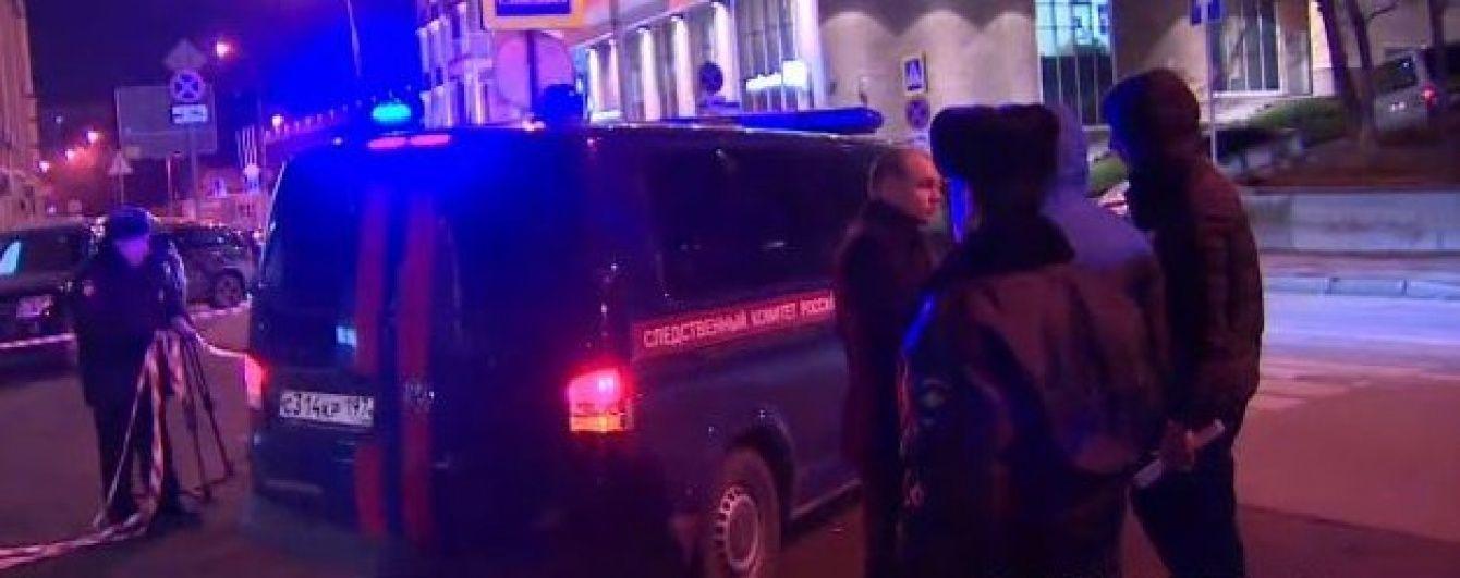 Опубліковано відео кривавої стрілянини у центрі Москви