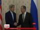 Про Україну та Сирію говорять сьогодні у Москві