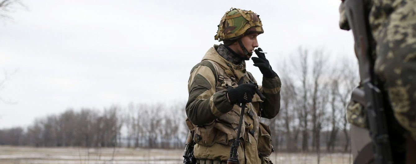 Бойовики 35 разів порушили режим повної тиші на Донбасі. Дайджест АТО