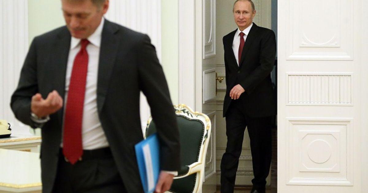 Песков пригрозил Украине дефолтом