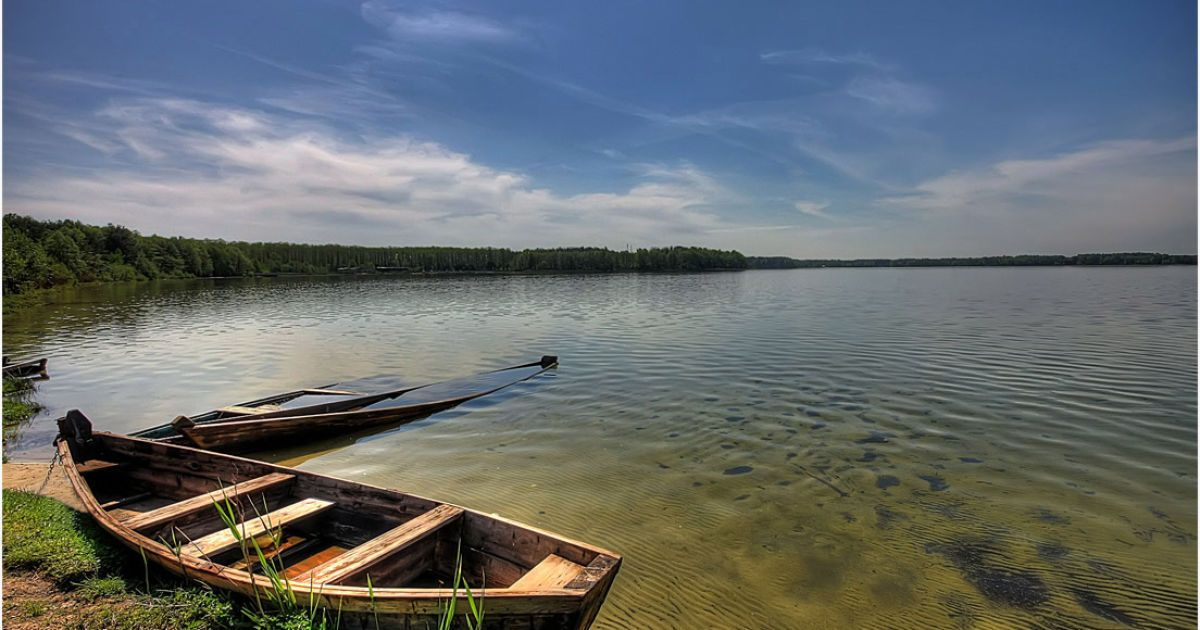 Незабутній відпочинок на Шацьких озерах: шалені краєвиди та приємні ціни