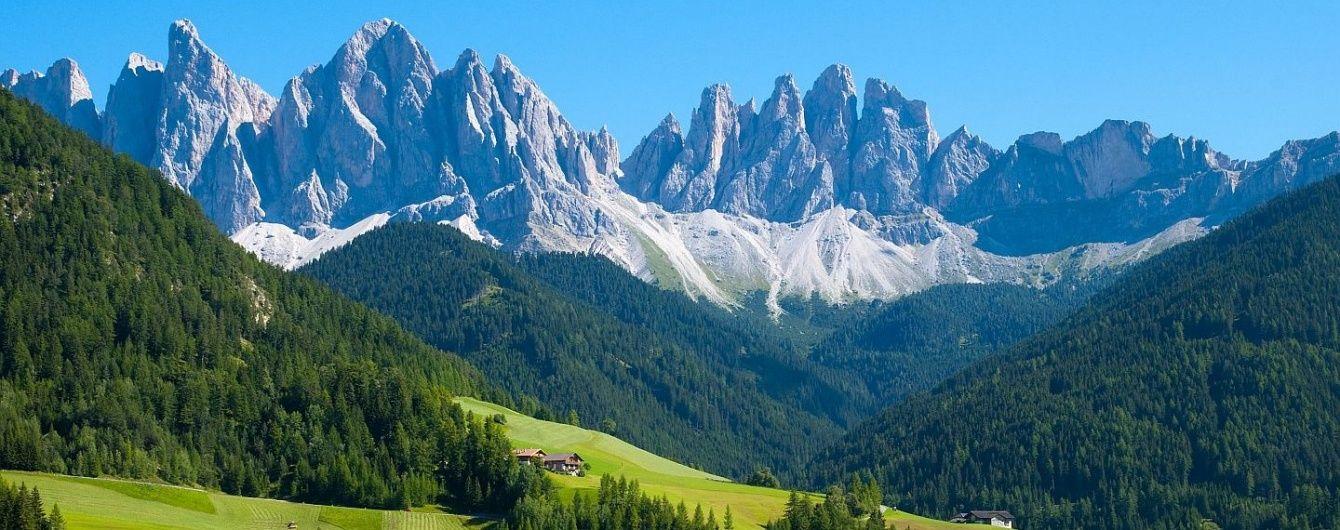 В Альпах зник винищувач ВПС Швейцарії