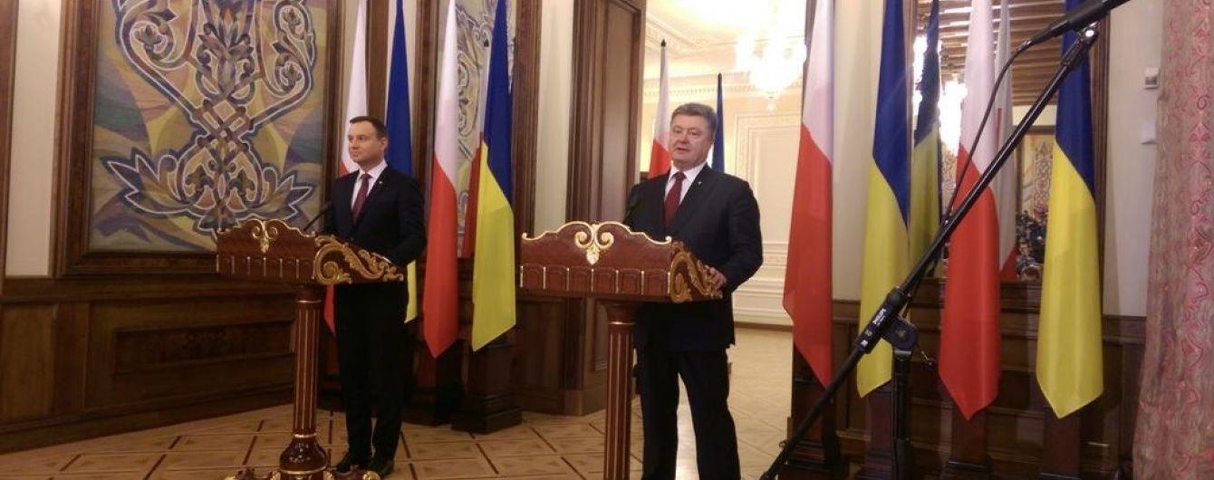 Україна і Польща обговорили міжнародний механізм деокупації Криму