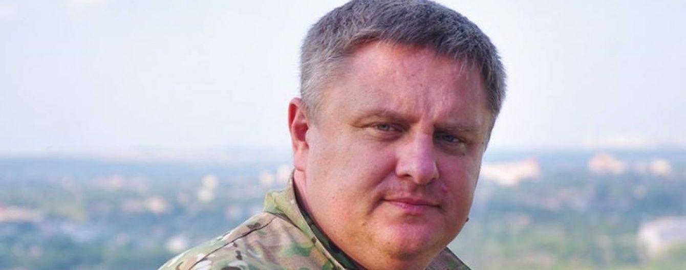 Очільником Нацполіції Києва призначили офіцера, який боронив Горлівку від сепаратистів