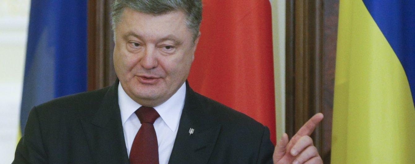 Порошенко ветував закон про реструктуризацію валютних кредитів
