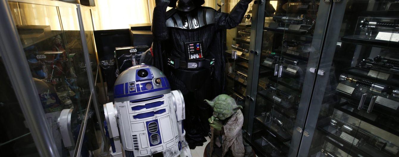 Шанувальникам Star Wars у Facebook пропонують світловий меч