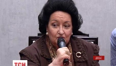 Оперна діва Монсеррат Кабальє засуджена до шести місяців за гратами