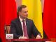 Президент Польщі Анджей Дуда перебуває у Києві з офіційним візитом