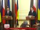 Президенти України та Польщі не дійшли згоди лише у футбольних питаннях щодо Євро-2016
