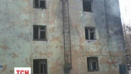 В России на жилой дом упала крылатая ракета