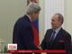 Зустріч Джона Керрі та Володимира Путіна тривала понад три години