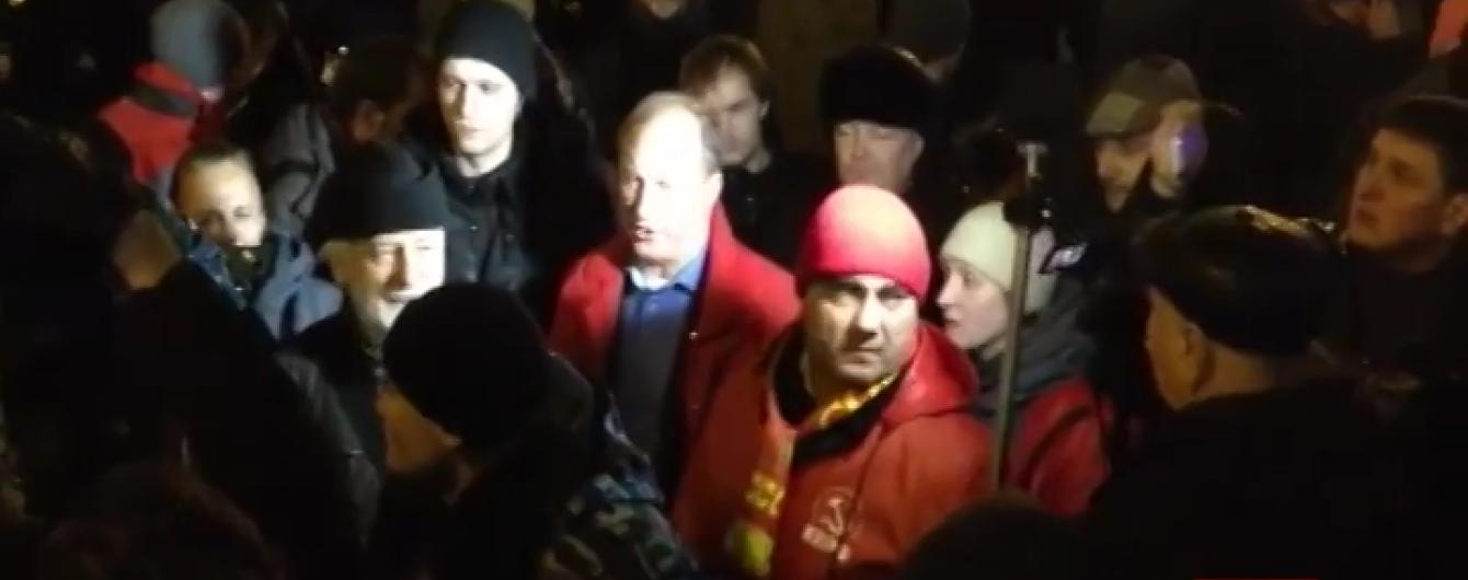 У Москві ОМОН розігнав майже тисячу обурених протестувальників