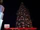 У Києві прикрасили головну новорічну ялинку країни