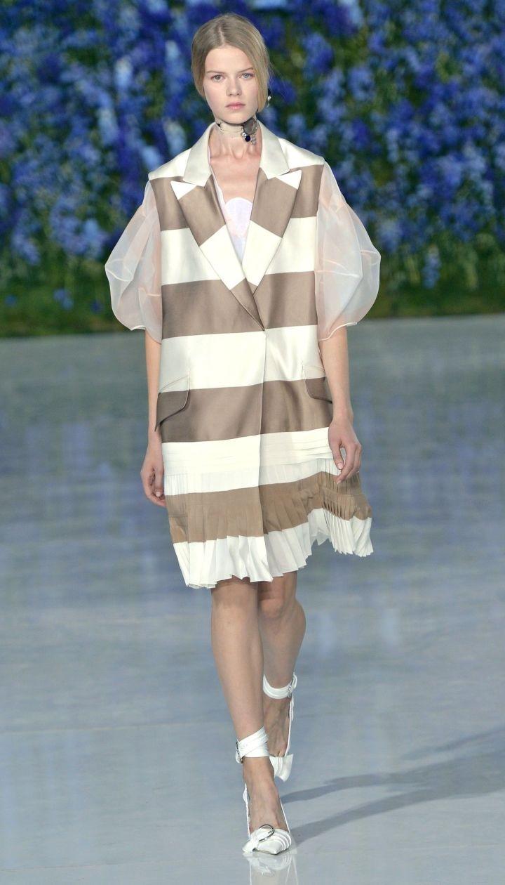КоллекцияChristian Dior прет-а-порте сезона весна-лето 2016