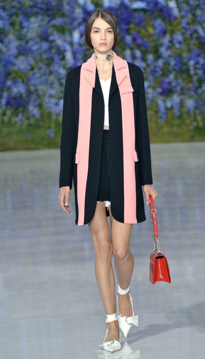 КоллекцияChristian Dior прет-а-порте сезона весна-лето 2016 @ East News