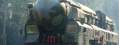 """У РФ похвалилися пуском міжконтинентальної балістичної ракети """"Тополь"""""""