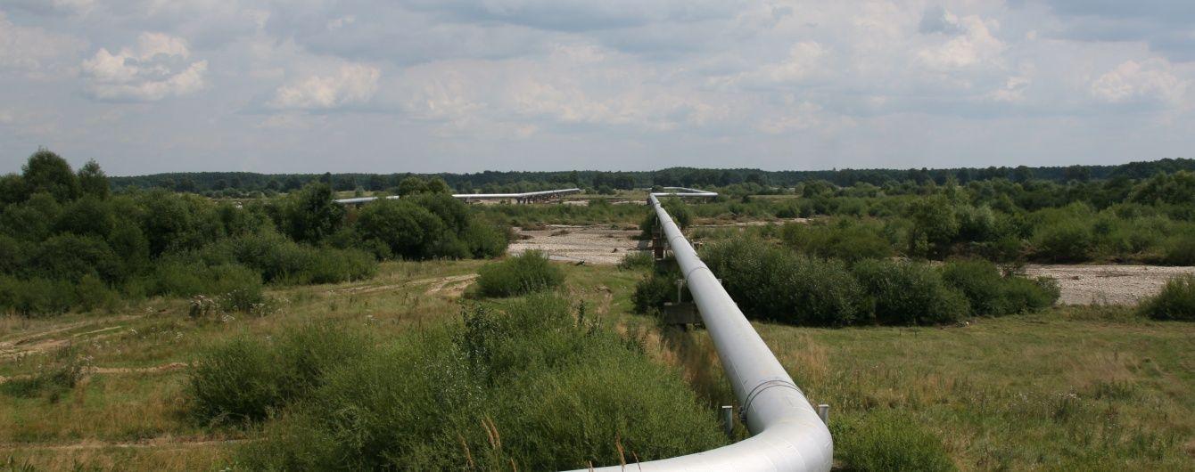 У Росії заявили про можливий підрив газопроводу в окупованому Криму