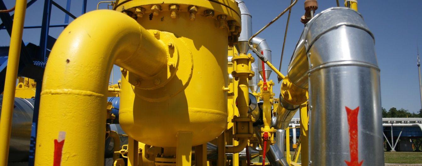 Україна удвічі скоротила імпорт газу з Росії