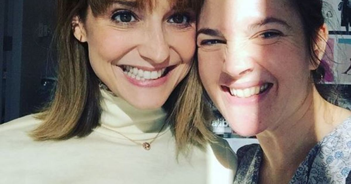 Голлівудська зірка Беррімор не соромиться показати обличчя без мейк-апу @ instagram.com/drewbarrymore