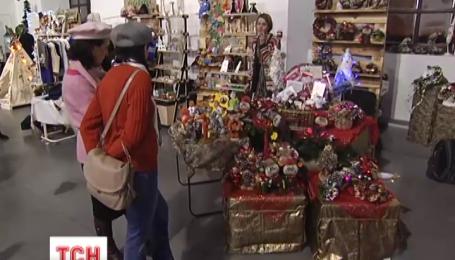 """У столичному """"Мистецькому арсеналі"""" відкрився різдвяний ярмарок"""