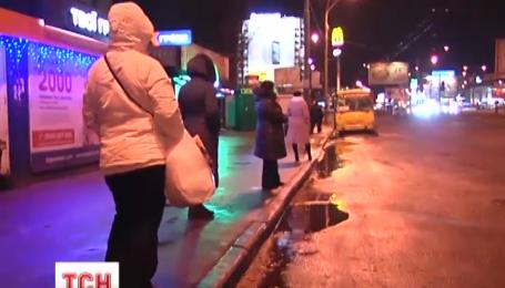 У столиці запрацюють нічні маршрути громадського транспорту