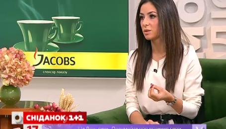 """Злата Огнєвіч у студії """"Сніданку з 1+1"""" розповіла про вихід з політики та новий кліп"""
