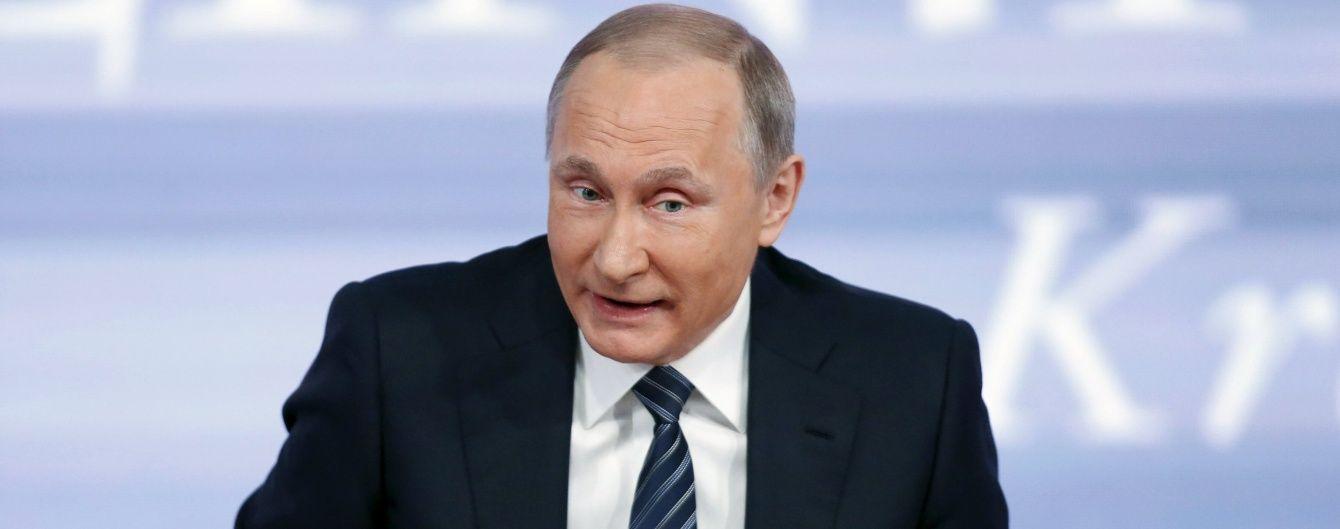 Путін закрив зону вільної торгівлі з Україною, зробивши виняток для газу